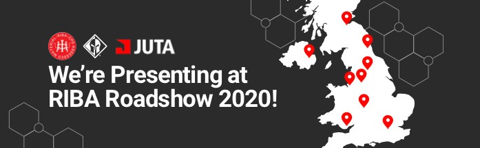 We're Presenting at RIBA Roadshow 2020!